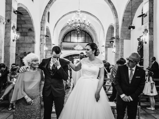 La boda de Alfonso y Mariola en Las Fraguas, Cantabria 15