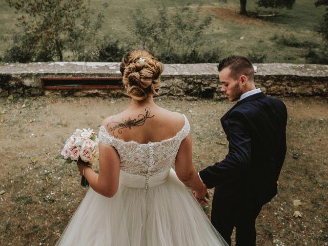 La boda de Alfonso y Mariola en Las Fraguas, Cantabria 22