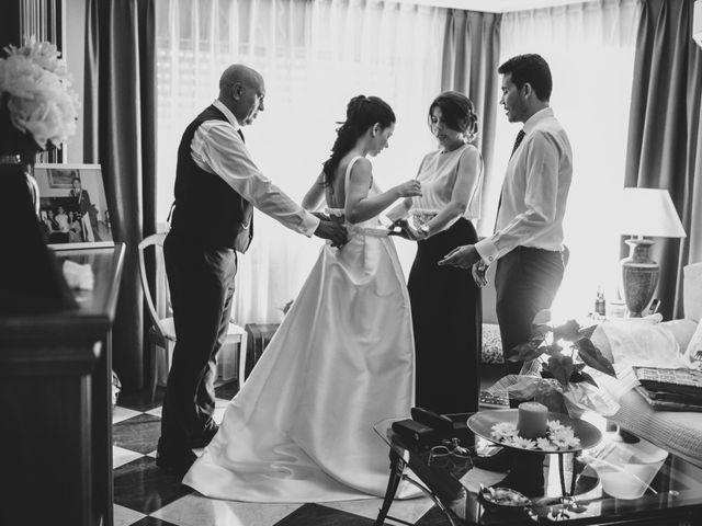 La boda de Isaac y Tamara en El Vellon, Madrid 10