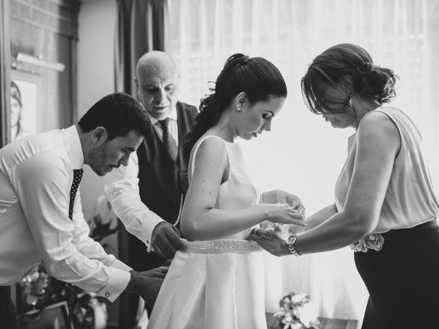 La boda de Isaac y Tamara en El Vellon, Madrid 11