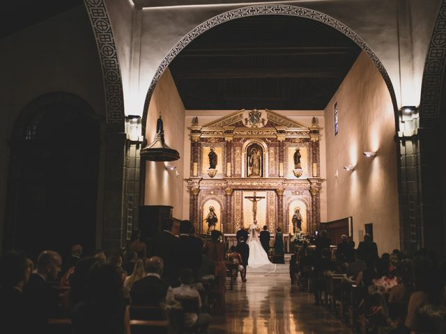 La boda de Isaac y Tamara en El Vellon, Madrid 13