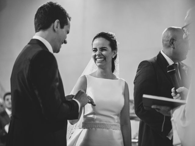 La boda de Isaac y Tamara en El Vellon, Madrid 14