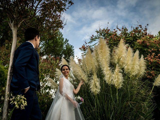 La boda de Isaac y Tamara en El Vellon, Madrid 17