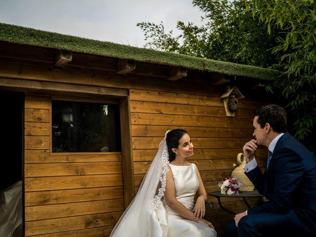La boda de Isaac y Tamara en El Vellon, Madrid 18