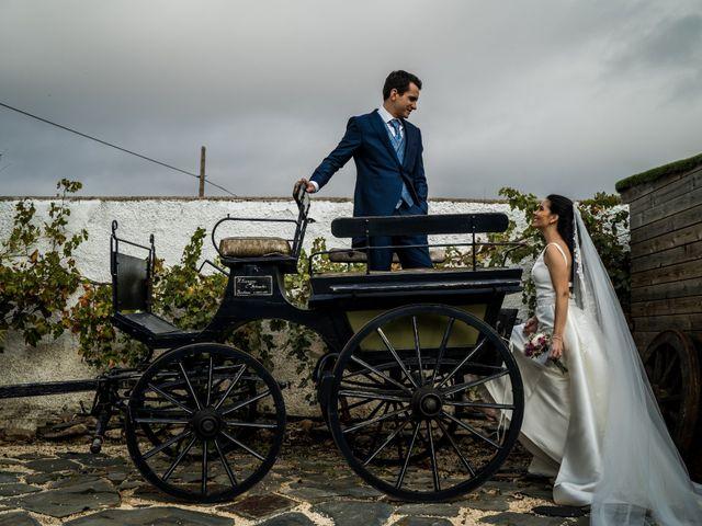 La boda de Isaac y Tamara en El Vellon, Madrid 19