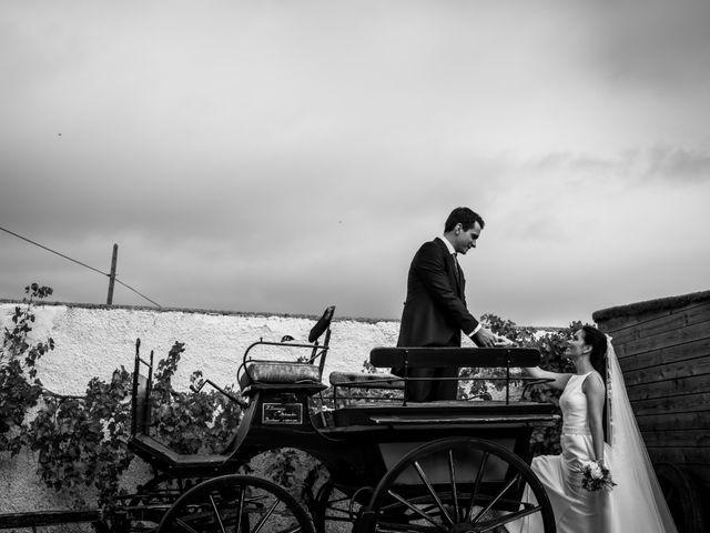 La boda de Isaac y Tamara en El Vellon, Madrid 20