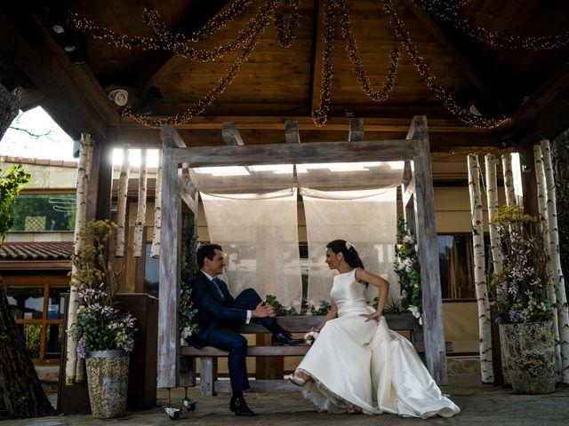 La boda de Isaac y Tamara en El Vellon, Madrid 21