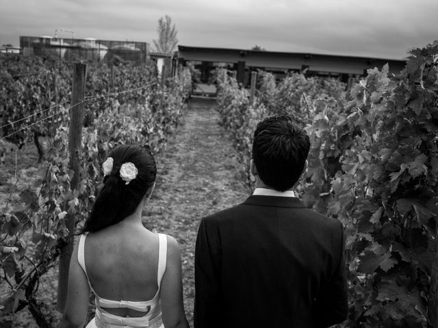 La boda de Isaac y Tamara en El Vellon, Madrid 23