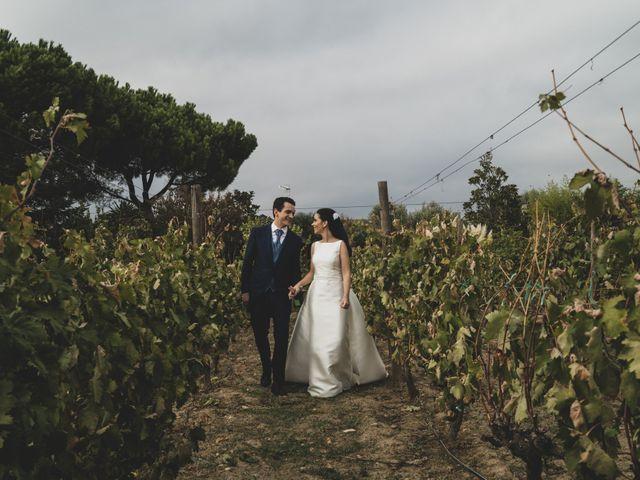 La boda de Isaac y Tamara en El Vellon, Madrid 24