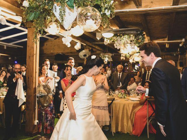 La boda de Isaac y Tamara en El Vellon, Madrid 28