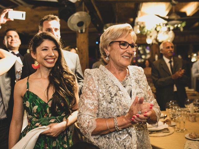 La boda de Isaac y Tamara en El Vellon, Madrid 29