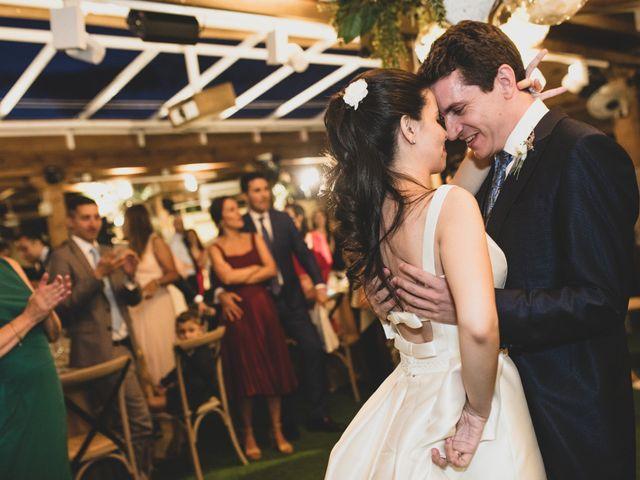 La boda de Isaac y Tamara en El Vellon, Madrid 30