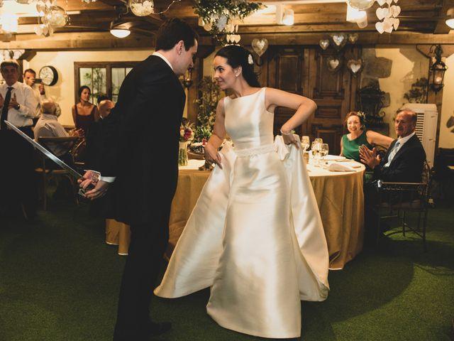 La boda de Isaac y Tamara en El Vellon, Madrid 31
