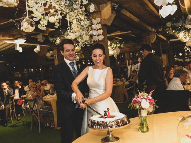 La boda de Isaac y Tamara en El Vellon, Madrid 33