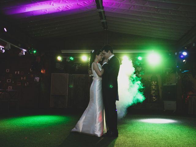 La boda de Isaac y Tamara en El Vellon, Madrid 34