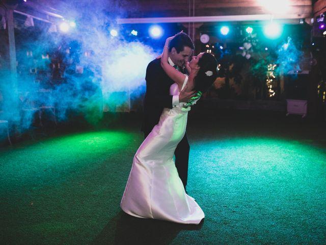 La boda de Isaac y Tamara en El Vellon, Madrid 36