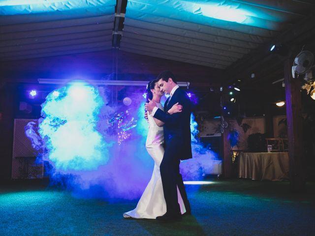 La boda de Isaac y Tamara en El Vellon, Madrid 37