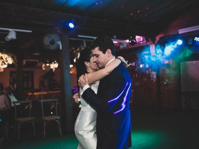 La boda de Isaac y Tamara en El Vellon, Madrid 38