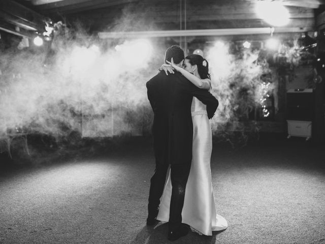 La boda de Isaac y Tamara en El Vellon, Madrid 40