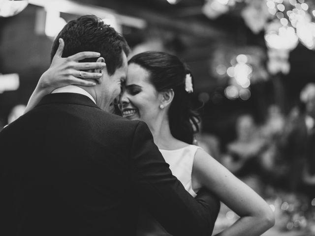 La boda de Isaac y Tamara en El Vellon, Madrid 41