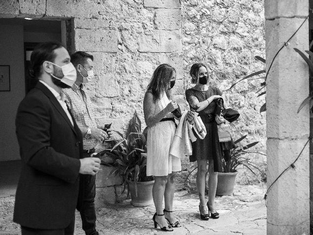 La boda de Pedro y Marta en Bunyola, Islas Baleares 1