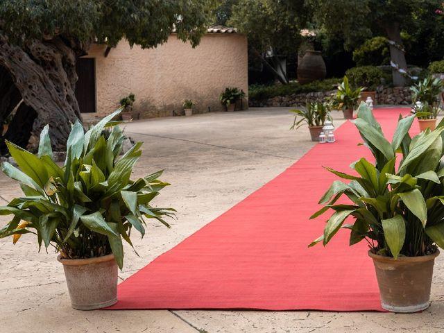 La boda de Pedro y Marta en Bunyola, Islas Baleares 2