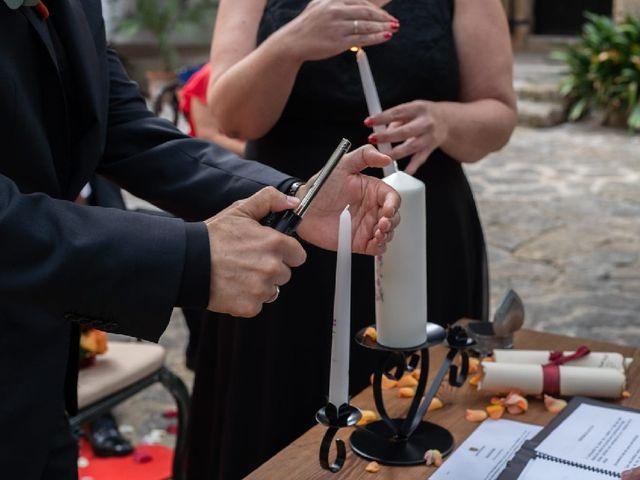 La boda de Pedro y Marta en Bunyola, Islas Baleares 32