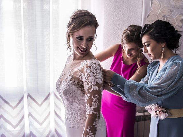 La boda de Ana y Ismael en Aranjuez, Madrid 8