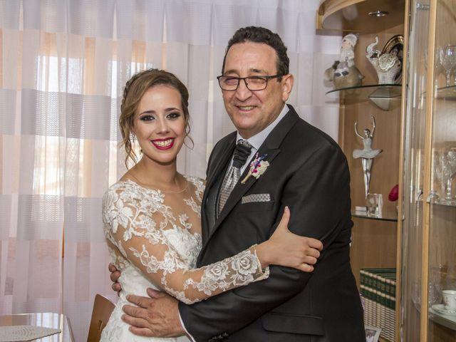 La boda de Ana y Ismael en Aranjuez, Madrid 18