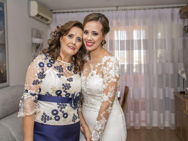 La boda de Ana y Ismael en Aranjuez, Madrid 20