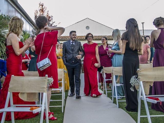 La boda de Ana y Ismael en Aranjuez, Madrid 34