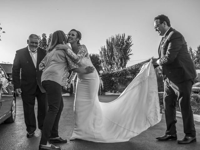 La boda de Ana y Ismael en Aranjuez, Madrid 36
