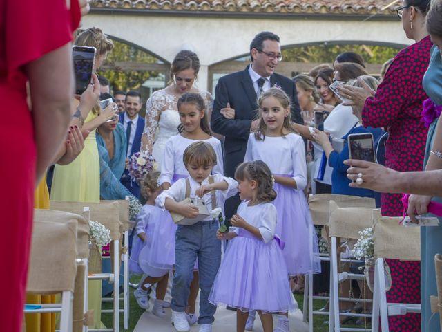 La boda de Ana y Ismael en Aranjuez, Madrid 39