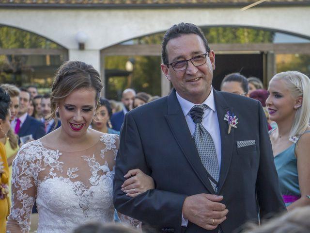 La boda de Ana y Ismael en Aranjuez, Madrid 40
