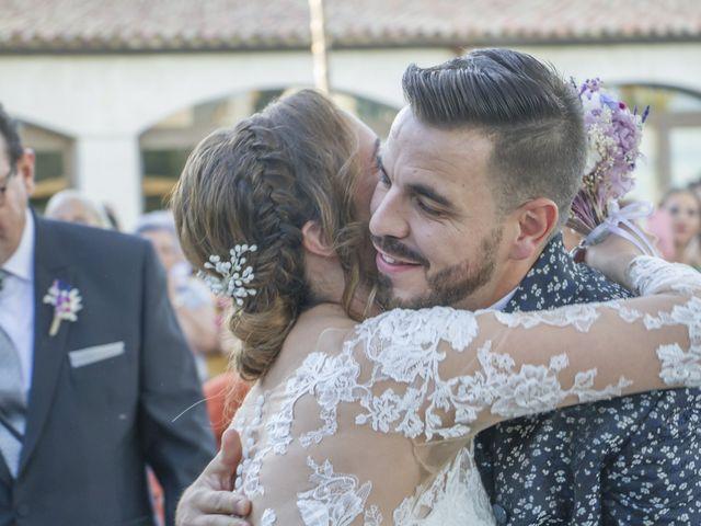 La boda de Ana y Ismael en Aranjuez, Madrid 41