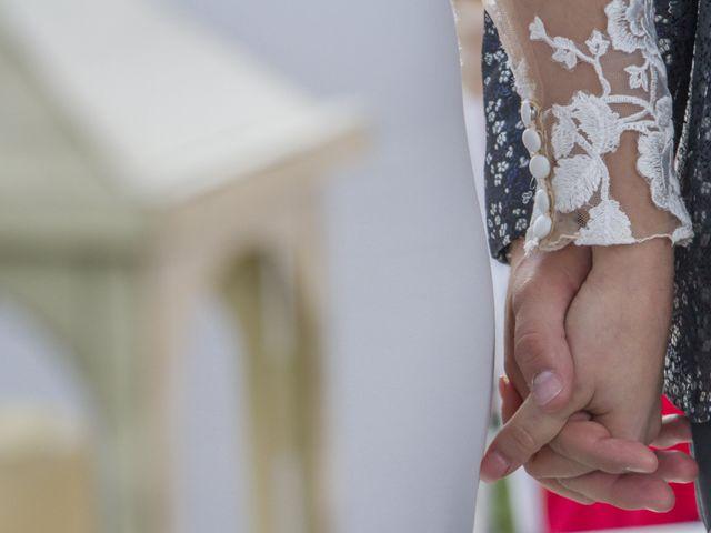 La boda de Ana y Ismael en Aranjuez, Madrid 45
