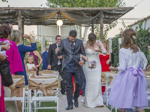 La boda de Ana y Ismael en Aranjuez, Madrid 50