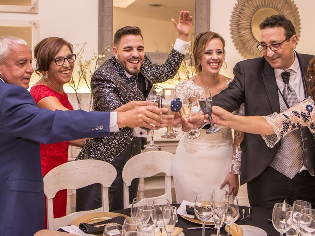 La boda de Ana y Ismael en Aranjuez, Madrid 62
