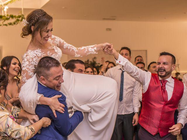 La boda de Ana y Ismael en Aranjuez, Madrid 69