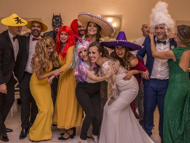 La boda de Ana y Ismael en Aranjuez, Madrid 71