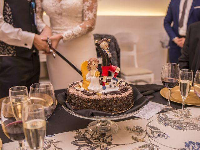 La boda de Ana y Ismael en Aranjuez, Madrid 73