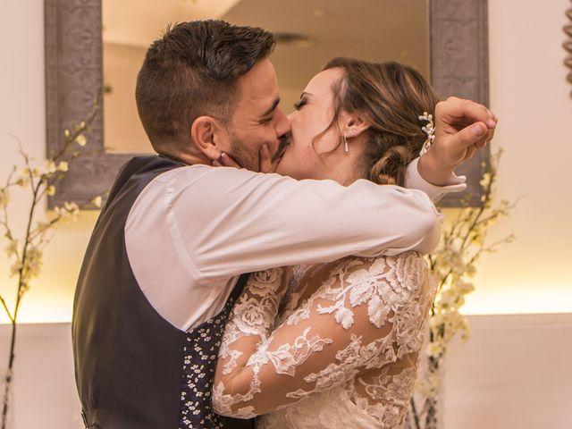 La boda de Ana y Ismael en Aranjuez, Madrid 75