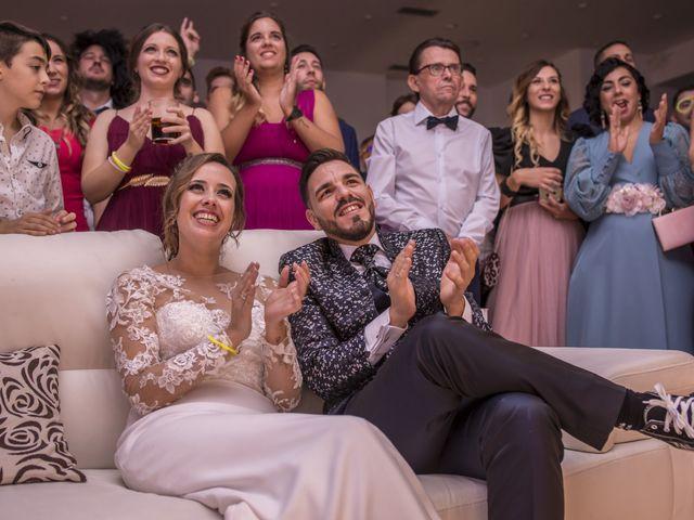 La boda de Ana y Ismael en Aranjuez, Madrid 76