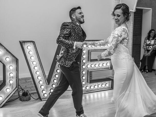 La boda de Ana y Ismael en Aranjuez, Madrid 83