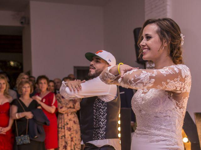 La boda de Ana y Ismael en Aranjuez, Madrid 87