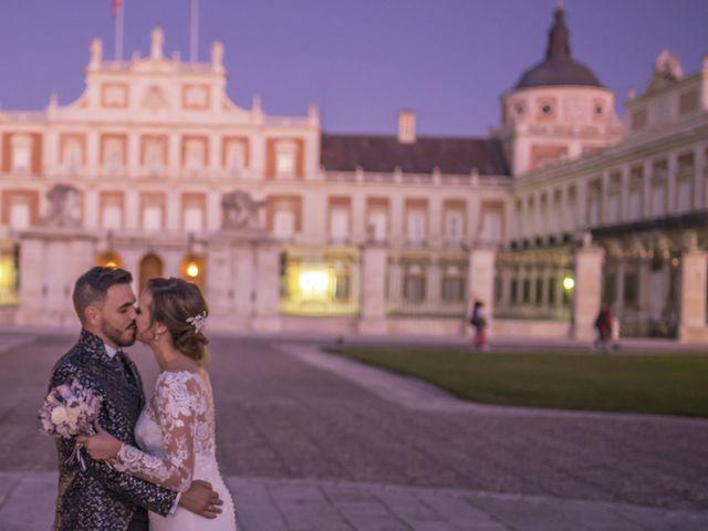 La boda de Ana y Ismael en Aranjuez, Madrid 2