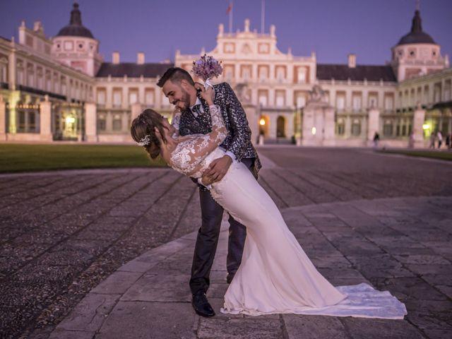 La boda de Ana y Ismael en Aranjuez, Madrid 3