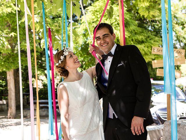La boda de Estela y Álvaro