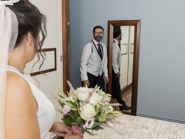 La boda de Ángel y Bárbara en Jaén, Jaén 13
