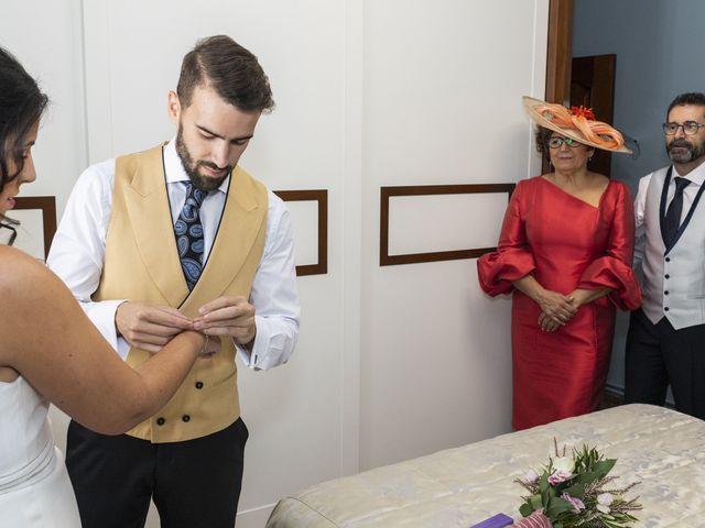 La boda de Ángel y Bárbara en Jaén, Jaén 15